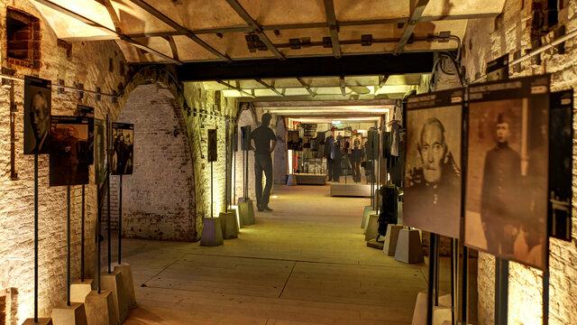 Expositie in Fort Pannerden