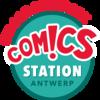 Logo van Comics Station Antwerp