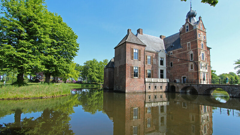 Kasteel Cannenburch Foto: Kasteel Cannenburch