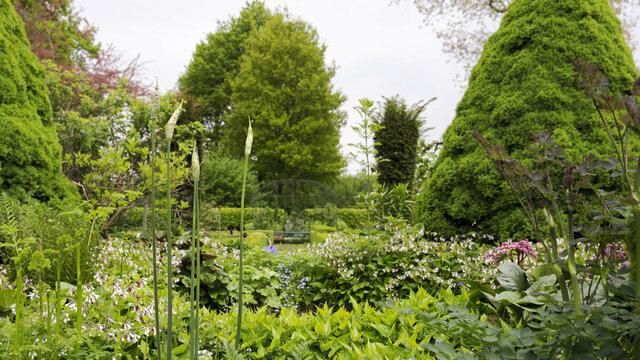 Tuinen rondom Kasteel Hernen