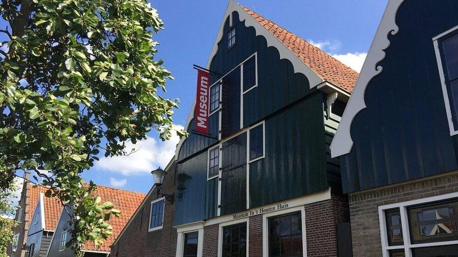Zo rijk is De Rijp: historie, cultuur en kunst in Museum In 't Houten Huis