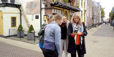 Vriendinnen ontsnappen uit een stad naar keuze met Escape Tours