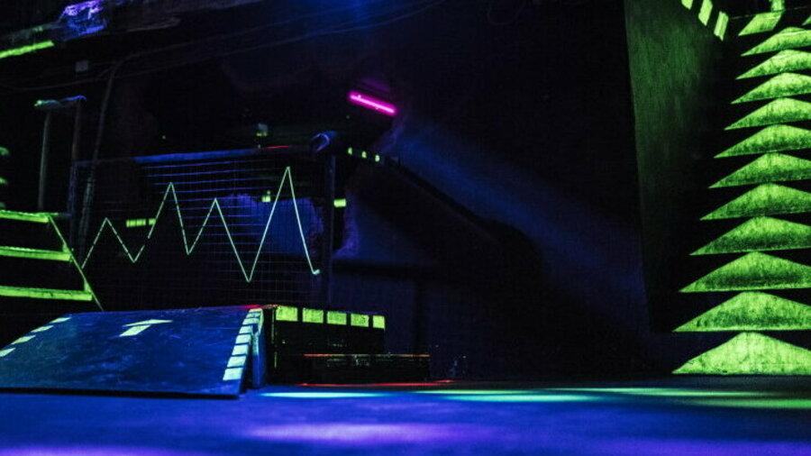 Lasergame Arena Coronel in Huizen