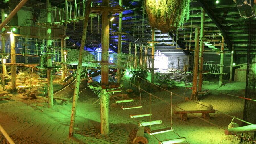 Indoor klimpark Coronel