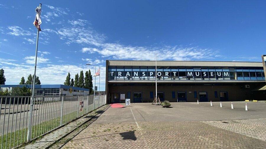 Nederlands Transport Museum Nieuw-Vennep Noord-Holland