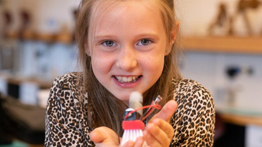 Ontdekken en spelen in Oyfo Techniekmuseum in Hengelo