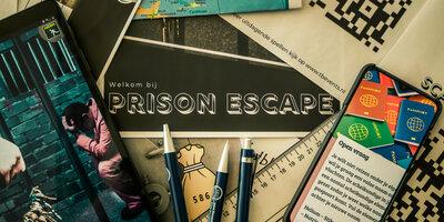 Speel het spannende escapegame Prison Escape van TB Events.