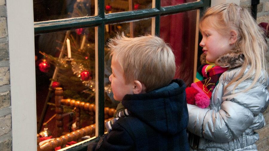 Geniet van de gezellige kerstsfeer in het Nederlands Openluchtmuseum
