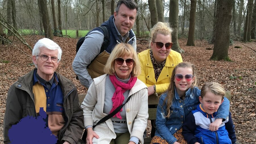 Een wandeling door de Gelderse natuur is leuk voor het hele gezin.