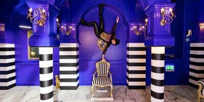 Ondersteboven in The Royal Room