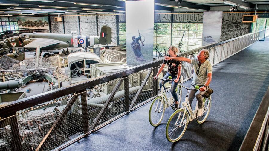 Maak een rondje door het grootste oorlogsmuseum van Nederland: Oorlogsmuseum Overloon