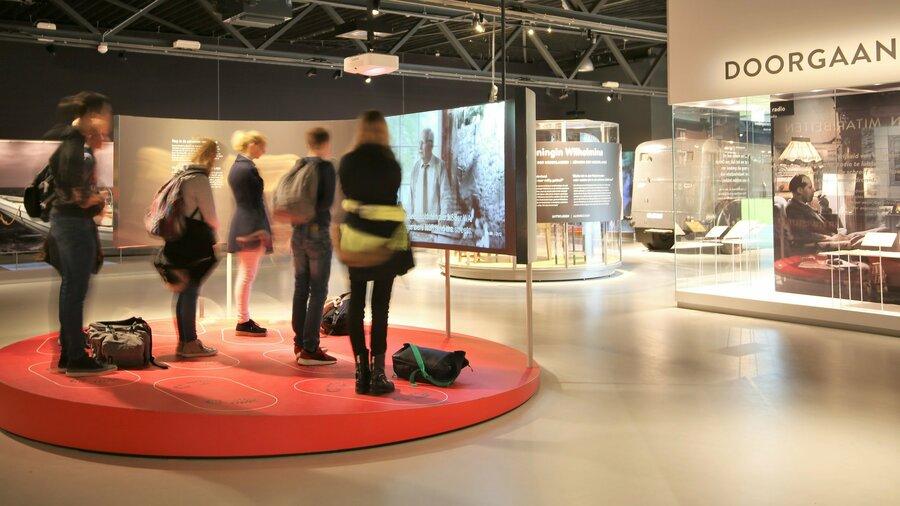 Bezoek Oorlogsmuseum Overloon en leer alles over de Tweede Wereldoorlog.