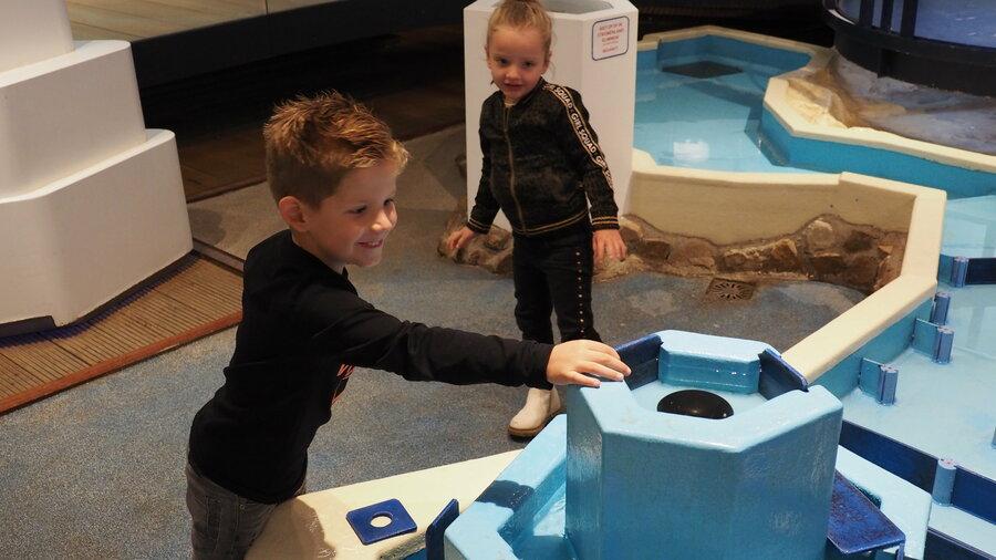 Beleef spetterend dagje uit in het Nederlands Watermuseum