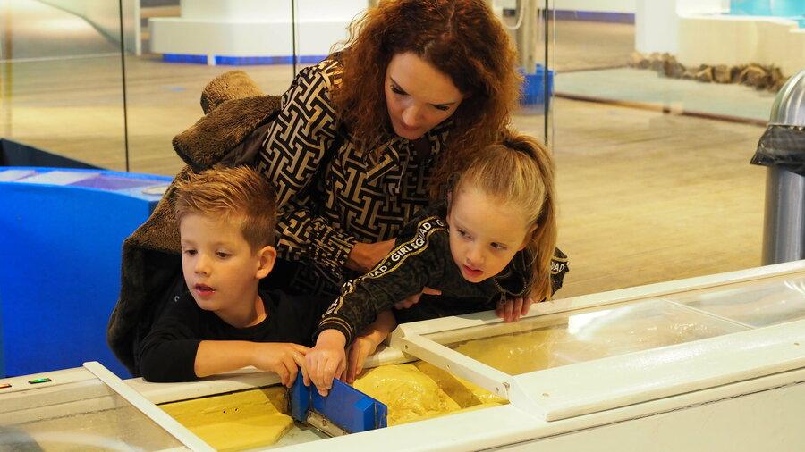Lekker spelen met water in het Nederlands Watermuseum